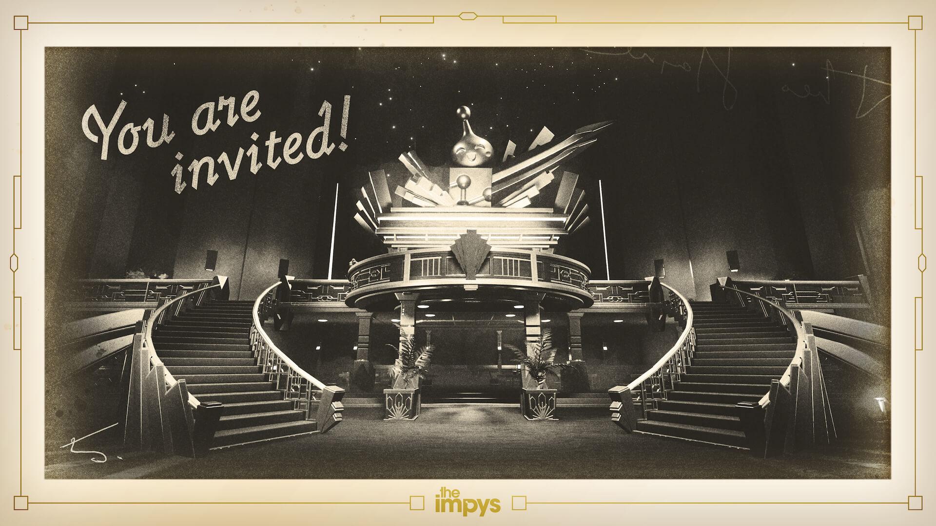 Du bist eingeladen!