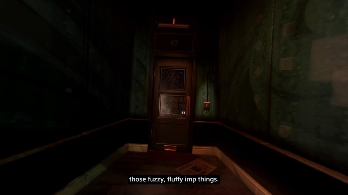 Captura de tela mostrando Legendas Médias no jogo