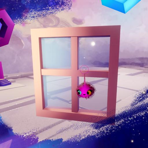 ¡Hacer una ventana de cristal!