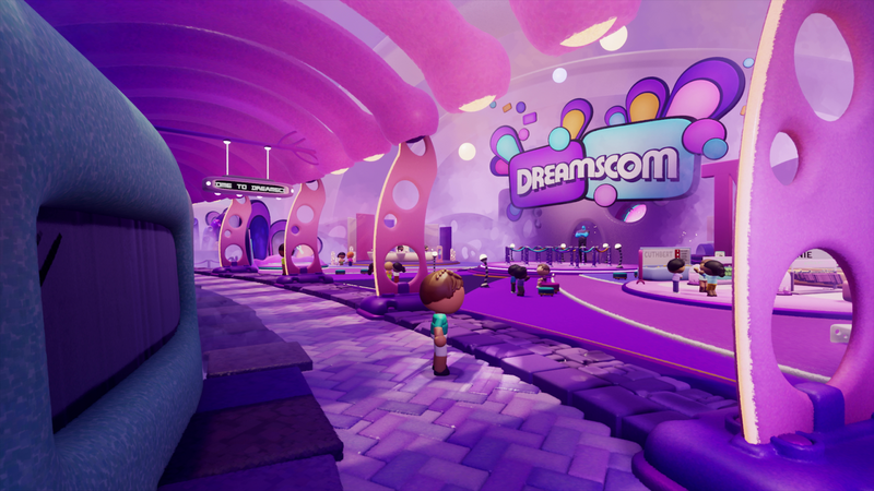 Take a stroll around the bustling show floor at this year's DreamsCom.