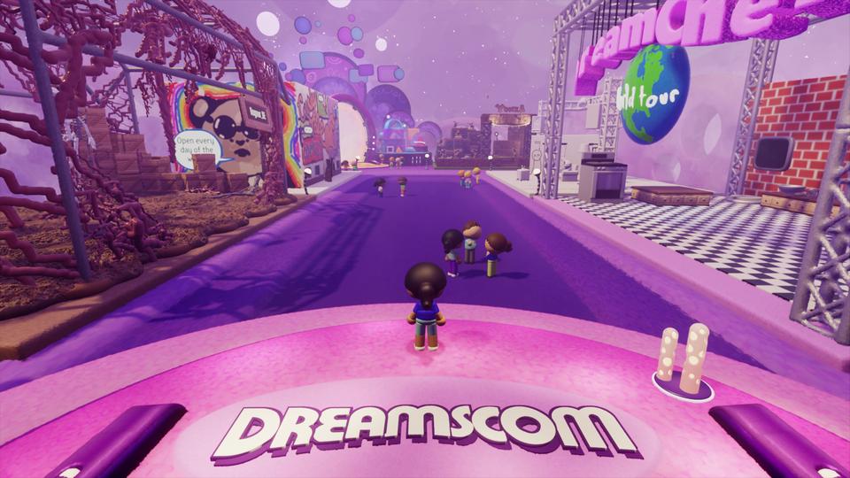 Conversamos com mais desenvolvedores brilhantes da comunidade do Dreams no 3º Dia da DreamsCom.