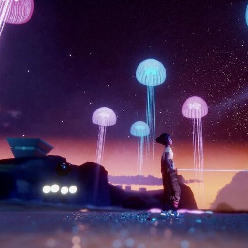 加入 Dreams Universe 與 Mercedes-Benz 的行列一起想像未來