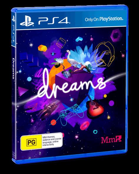 Dreams 3D (oflc)