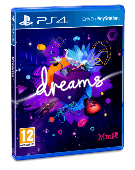 Dreams 3D (pegi)