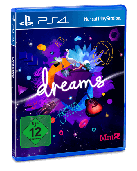 Dreams 3D (usk)
